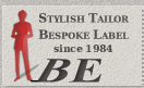 Stylish Tailor Bespoke Label since 1984